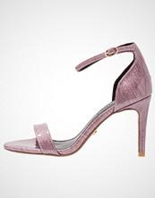 Dune London MORTIMER Sandaler med høye hæler pink