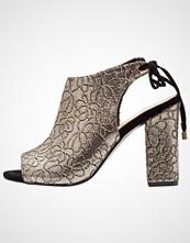 Wallis SHADE Sandaler med høye hæler champagne