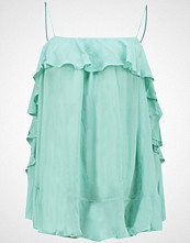 Free People CASCADES Topper blue