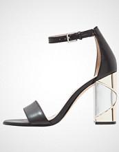 ALDO JULLIA Sandaler med høye hæler black