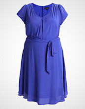 Dorothy Perkins Curve BILLIE AND BLOSSOM Sommerkjole blue