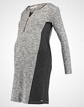 bellybutton Jerseykjole foggy melange gray