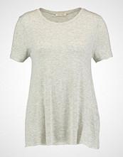 American Vintage ALBAVILLE Tshirts gris chine