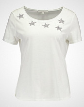 comma casual identity Tshirts med print cream white