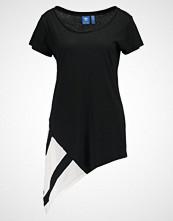 Adidas Originals EQT BLOCK  Tshirts med print black/white