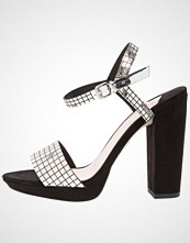 Faith DIVA Sandaler med høye hæler silver