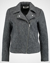 Noisy May NMBRUSH BIKER  Lett jakke medium grey melange