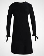 Dorothy Perkins LONG SLEEVE TIE Strikket kjole black