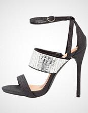 BEBO BAHIJA Sandaler med høye hæler black