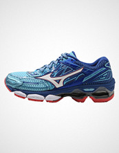 Mizuno WAVE CREATION 18 Nøytrale løpesko blue topaz/white/true blue