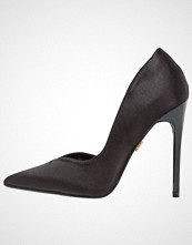 Lost Ink AMIE SWEETHEART CUT COURT SHOE Høye hæler black