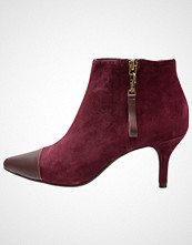 Shoe The Bear AGNETE MIX Ankelboots burgundy