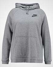 Nike Sportswear RALLY  Hoodie carbon heather/cool grey/black