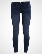 Noisy May Jeans Skinny Fit dark blue denim