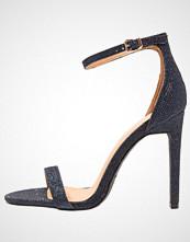 BEBO BENIZIR  Sandaler med høye hæler midnight blue