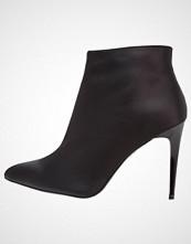 New Look DOPEY Ankelboots med høye hæler black