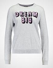 New Look DREAM SLOGAN  Jumper grey