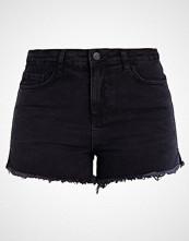 New Look MOM Denim shorts black