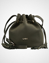 LYDC London Skulderveske olive