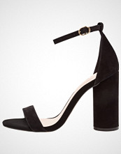ALDO HELSA Sandaler med høye hæler black