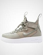Nike Sportswear AIR FORCE 1 ULTRAFORCE MID Høye joggesko dark stucco/black/white