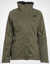 The North Face EVOLVE II 2IN1 TRICLIMATE Hardshell jacket olive/black