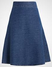 Mads Nørgaard STELLY CLEAN Aline skjørt vintage blue