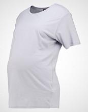 New Look Maternity CORSET BACK Tshirts pale grey