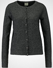 Vero Moda VMBRILLIANT ONECK  Cardigan black beauty/melange