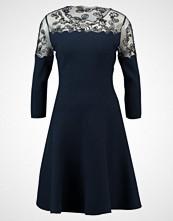 Derhy JARDINIERE ROBE Strikket kjole marine