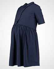 Mamalicious MLLENYA LIA ABOVE KNEE DRESS NURSING Sommerkjole dark blue