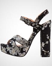BEBO BIMI Sandaler med høye hæler black
