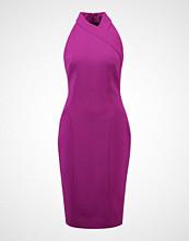 Karen Millen EXTREME CUT OUT Jerseykjole pink