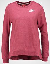 Nike Sportswear GYM VINTAGE Genser mottled berry