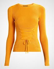Miss Selfridge CORSET  Jumper yellow