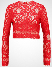 Missguided Bluser red