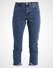 Only Slim fit jeans dark blue denim