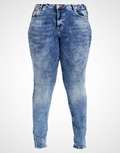 Zizzi MOLLY  Slim fit jeans blue denim