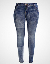 Zizzi SANNA Slim fit jeans blue