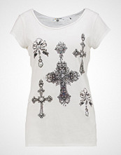 Rich & Royal Tshirts med print white