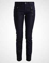 Mos Mosh HALE COATED Slim fit jeans dark blue denim