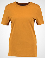 Selected Femme PERFECT  Tshirts golden brown