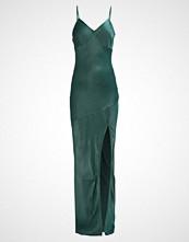 Bik Bok B&&B DEFINE Fotsid kjole emerald green