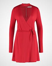 Ivyrevel LEELA Jerseykjole hot red