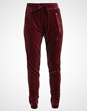Adidas Originals VELVET VIBES Treningsbukser maroon