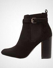 New Look BAMBAM Ankelboots med høye hæler black