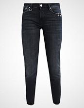 Mavi ADRIANA ANKLE Jeans Skinny Fit ink eyelet