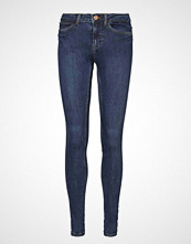 Noisy May LUCY  Jeans Skinny Fit blue denim