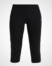 Adidas Performance 3/4 sports trousers black/eneaqu