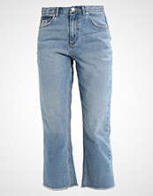 Only ONLCHAD HW STRAIGHT ANKLE DNM JEANS Straight leg jeans light blue